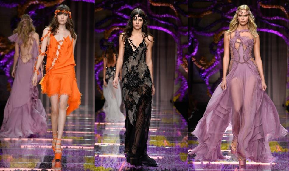 Versace Haute Couture2015